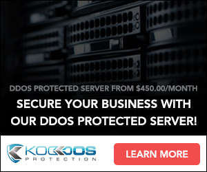 koddos anti ddos protection