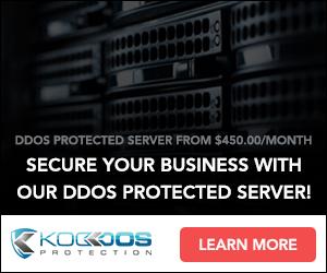 koddos anti ddos protection